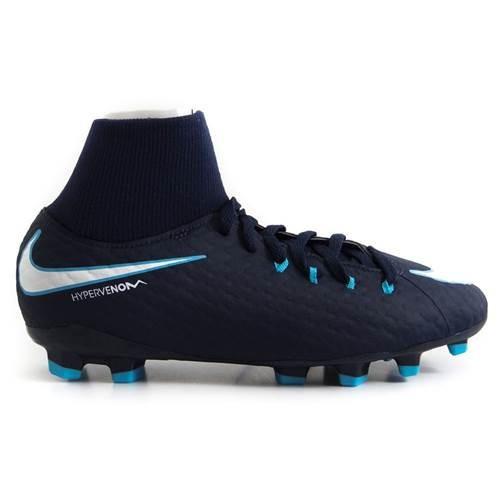 Ghete Fotbal Nike Hypervenom Phelon DF FG 917772414