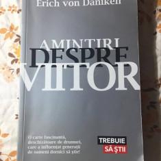Amintiri despre viitor Erich Von Deniken
