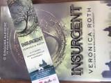Carte Insurgent Veronica Roth, leda