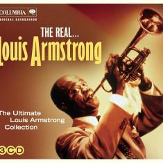 Louis Armstrong The Real Louis Armstrong Boxset digi (3cd)