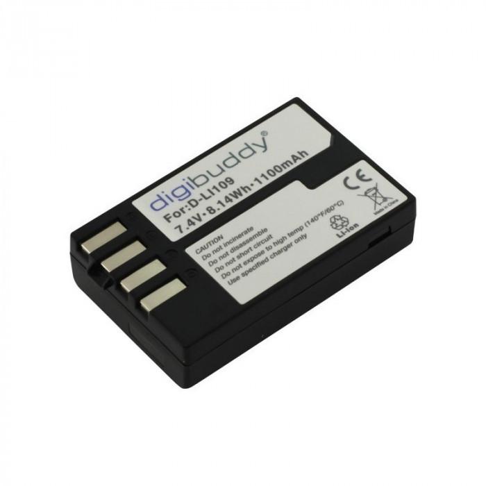 Acumulator pentru Pentax D-Li109 2100mAh ON2697 foto mare