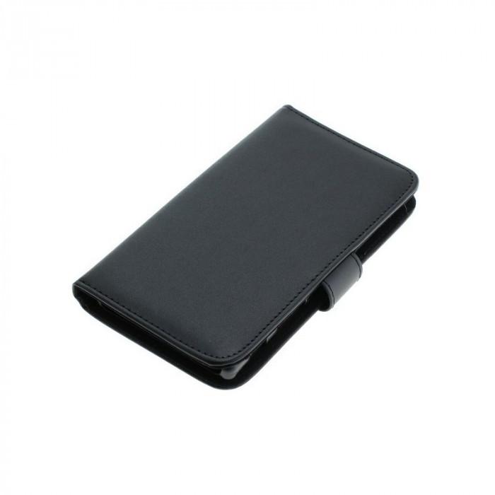 Bookstyle Case pentru Sony Xperia Z5 Premium Culoare Negru foto mare