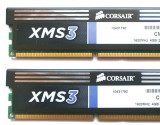 KIT MEMORII DDR3 DESKTOP CORSAIR XMS3 , 4GB= 2X2GB 1600MHz ,  INTEL XMP, DDR 3, 4 GB, Dual channel
