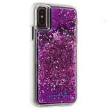 Husa iPhone X Case-Mate Naked Tough Waterfall Magenta, Case-Mate