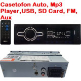 Casetofon Auto, Mp3 Player,USB, SD Card, FM, Aux
