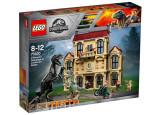 LEGO Jurassic World - Furia Indoraptorului pe mosia Lockwood 75930