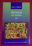 Memoria ca zestre  / Nina Cassian  vol. 2