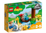 LEGO Duplo - Gradina Zoo a uriasilor blanzi 10879