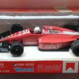 Macheta Formula 1 BMS Dallara F189 Andrea de Cesaris 1989 - Onyx F1 1/43, 1:43