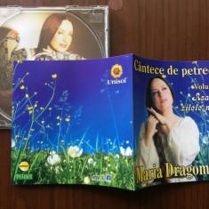 Maria dragomiroiu cantece de petrecere cd disc asa trec zilele mele vol 2 muzica, roton