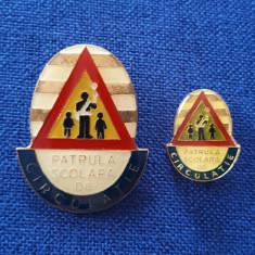 Lot 2 Insigne Pionier - Patrula scolara - Pionieri