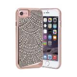 Husa Fashion dual layer Case-Mate Brilliance pentru Apple iPhone 7, Lace, Case-Mate