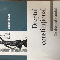 Carte Drept Constituțional