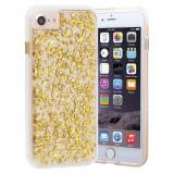 Husa Fashion Case-Mate Karat pentru Apple iPhone 7/6s/6 Gold, iPhone 7/8, Plastic, Carcasa, Case-Mate
