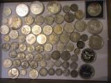 Colectie monede de argint, Europa