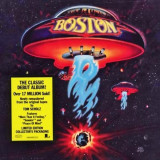 BOSTON Boston remastered (cd)