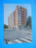 HOPCT 37664  RAMNICU VALCEA HOTEL ALUTUS IN 1984  -JUD VALCEA-CIRCULATA