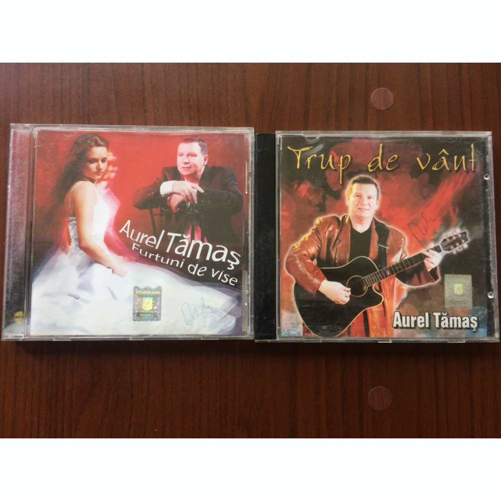 aurel tamas muzica usoara album