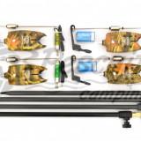 Set 4 Avertizori / Senzori 9V 4 Swingeri Lumino SI Picheti