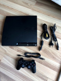 Consola Ps3 Slim Sony Playstation 3 Modabila 120Gb