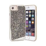 Husa Fashion dual layer Case-Mate Brilliance pentru Apple iPhone 7, Champagne, iPhone 7/8, Plastic, Carcasa, Case-Mate