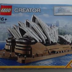 Lego Creator Expert 10234 Sydney Opera House original nou sigilat 2989 piese