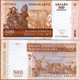 Madagascar 2004 (2016) - 500 ariary UNC