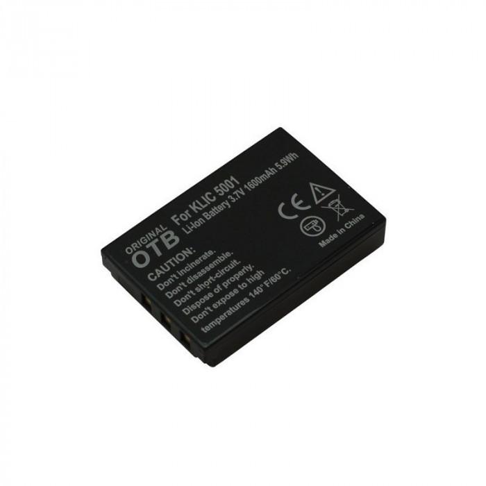 Baterie pentru Kodak Klic-5001 / Sanyo DB-L50 Li-I foto mare