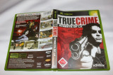 [XBOX] True Crime - Streets of LA  - joc original Xbox clasic