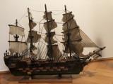 Corabie veche,cu panze,macheta navala,Fregate XVI century, Alta