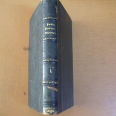 Prelegeri despre dreptul roman F. Puchta 1854 Leipzig romische Recht Vorlesungen
