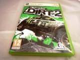 Joc Dirt 2, XBOX360, original, alte sute de jocuri!, Curse auto-moto, 12+, Multiplayer