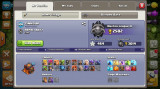 Clash of clans level 106