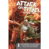 ATTACK ON TITAN : BEFORE THE FALL 3
