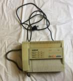 Telefon cu fax poly focus fax model pf 2200 made in japan de colectie