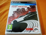 Joc Need for Speed Most Wanted, original, PS3! Alte sute de jocuri!, Curse auto-moto, 3+, Single player, Electronic Arts