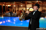 Saxofonist evenimente, nunti, cafenele, restaurante, botezuri.