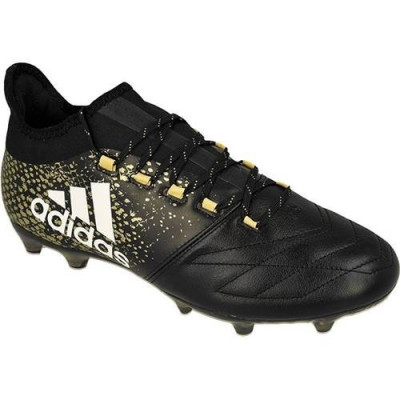 Ghete Fotbal Adidas X 162 FG Leather M BB4192 foto