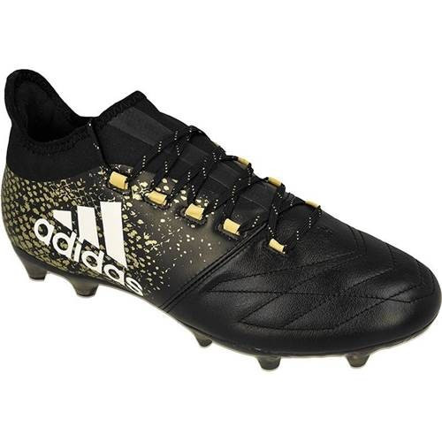 Ghete Fotbal Adidas X 162 FG Leather M BB4192 foto mare
