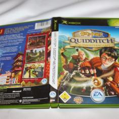 [XBOX] Harry Potter - Quidditch Weltmeistershaft - joc original Xbox clasic