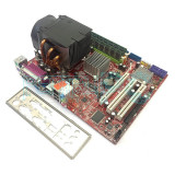 Ieftin! KIT Placa de baza MSI + Intel Core 2 Duo E8400 3GHz + 4GB RAM GARANTIE!