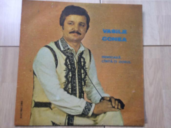 vasile conea inimioara canta-ti dorul album disc vinyl lp muzica populara banat