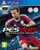 PES 2015 Pro Evolution Soccer  - PS4 [Second hand] cad, Sporturi, 18+, Multiplayer