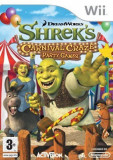 Dreamworks Shrek's Carnival Craze Party Games  - Nintendo Wii [Second hand], Actiune, 3+, Multiplayer