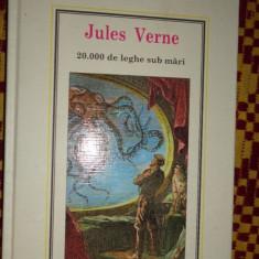 20.000 de leghe sub mari / nr.1/318pagini- Jules Verne