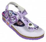 Sandale copii Disney Descendants 2, Fete, 27, 28, 29, 31, 32, 34, Multicolor
