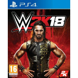 WWE 2K18 /PS4