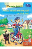 Paula invata sa mearga pe bicicleta 5-6 ani Nivel 1 - Katja Reider, Franziska Harvey