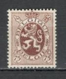 Belgia.1932 Stema  MB.30, Nestampilat