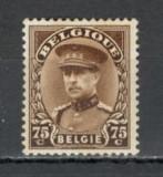 Belgia.1932 Regele Albert I  MB.32, Nestampilat